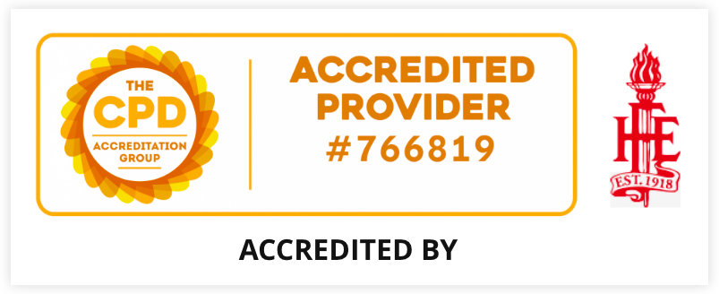 Accredited by IFE