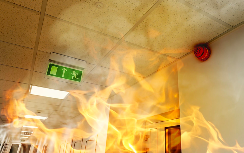 fire tips in the workplace