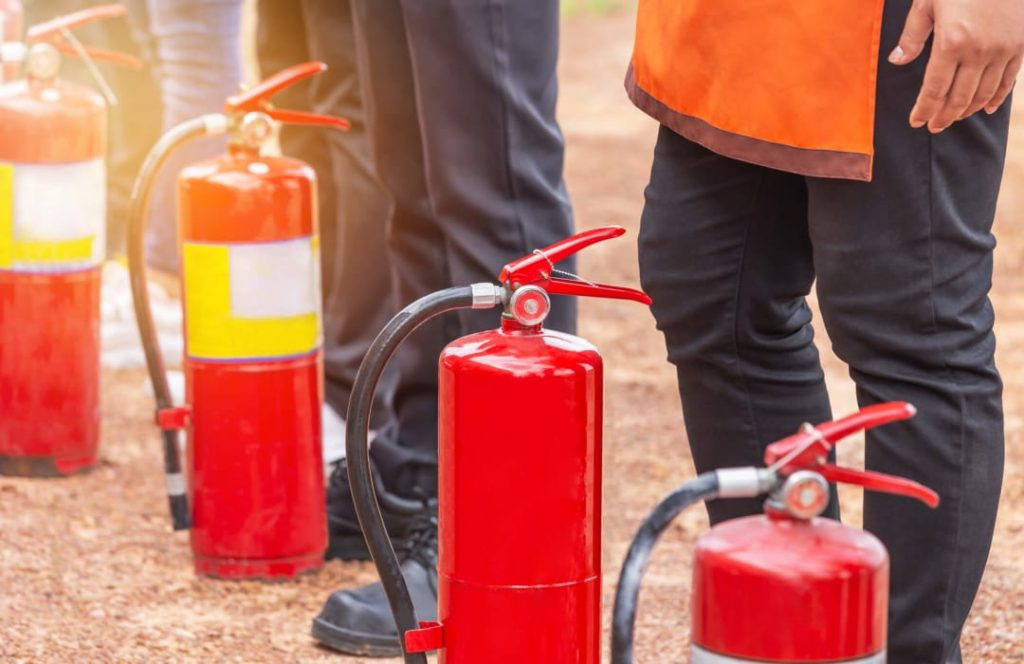 fire training tips for care homes