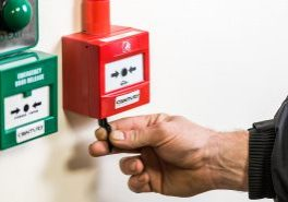 fire alarm equipment